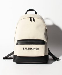 BALENCIAGA/【BALENCIAGA】バックパック/NAVY BACKPACK【NATUREL/NOIR】/501938530