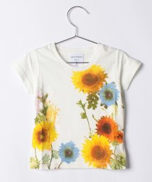 URBAN RESEARCH KIDS/【KIDS】【WAREHOUSE】水彩TEE(Sunflower)/501941946