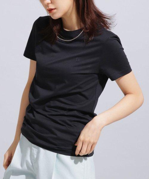 nano・universe(ナノ・ユニバース)/Calvin Klein Jeans/SOLID MERCERRIZED/6719124061