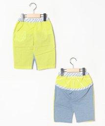 babycheer/さわやかレモン七分丈パンツ/501952224