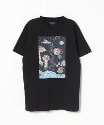 agnes b. HOMME/SCB0 TS アーティストTシャツ/501954023