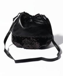 SISLEY YOUNG/スパンコール巾着バッグ/501955522