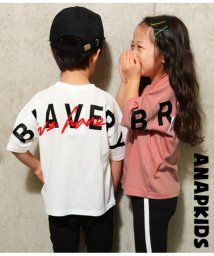 ANAP KIDS/バックプリントTシャツ/501956242