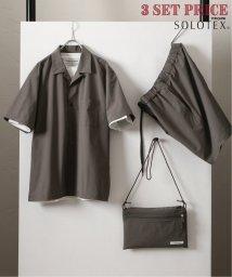 JOURNAL STANDARD/《予約》【SOLOTEX】 LIGHT ストレッチオープンカラーシャツSET/501964941