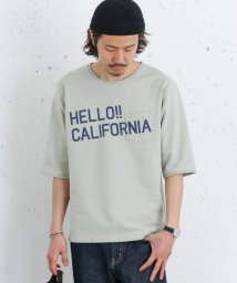 URBAN RESEARCH/【SonnyLabel】HelloCaliforniaTシャツ/501931444