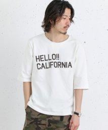 URBAN RESEARCH/【SonnyLabel】HelloCaliforniaTシャツ/501931444