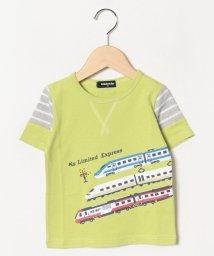 kladskap/特急電車Tシャツ/501954203