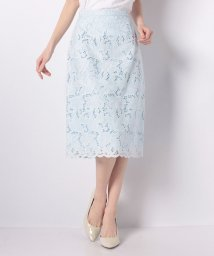LAPINE BLANCHE/【セットアップ対応商品】エンブロイダリーレーススカート/501959839