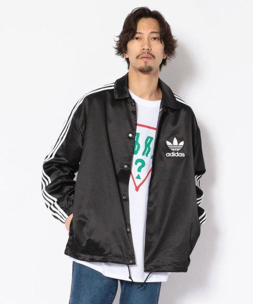 LHP(エルエイチピー)/adidas originals/アディダスオリジナルス/サテンコーチジャケット/87191051-60