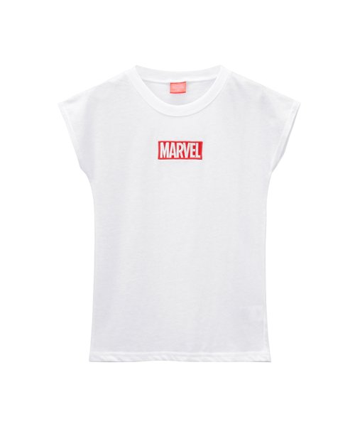 MAC HOUSE(kid's)(マックハウス(キッズ))/LOVE-T MARVEL 刺繍Tシャツ 326112016/03222002235