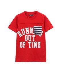 MAC HOUSE(kid's)/T-GRAPHICS ボーイズ ポケット付きTシャツ 362573047/501965576