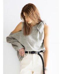 styling//リネンワンショルブラウス/501965645