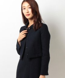 ELISA/【セットアップ対応商品】ソリッドリントンツィードジャケット/501966669