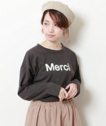 framesRayCassin/空紡糸長袖Tシャツ/501966877