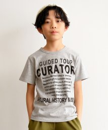 RAT EFFECT/ナイロン切替ロゴTシャツ/501967141