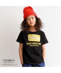 RAT EFFECT/マウンテンワッペンTシャツ/501967142