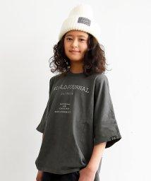 RAT EFFECT/ビッグシルエットロゴTシャツ/501967144