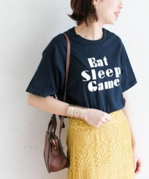 URBAN RESEARCH ROSSO/GOOD MOTIVE TEE EAT SLEEP GAME SHORT/501967627