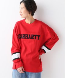 JOURNAL STANDARD relume/【CARHARTT / カーハート】 L/S THORPE COLLEG T-SHIRT:Tシャツ/501967673