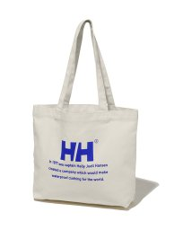 HELLY HANSEN/ヘリーハンセン/Logo Tote M/501967811