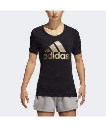adidas/アディダス/レディス/W 半袖 ボス ホイル Tシャツ/501968092