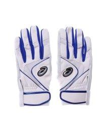 ASICS/アシックス asics 野球 バッティング用手袋 バッティンググローブ 3121A251/501968326
