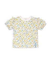 Seraph / F.O.KIDS MART/小花柄パフスリーブTシャツ/501589658
