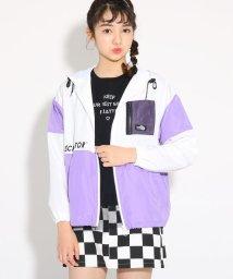 PINK-latte/★ニコラ掲載★ポケ付 ブルゾン/501858823