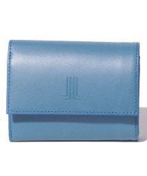 LANVIN en Bleu/3つ折り財布/501878194