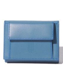 LANVIN en Bleu/3つ折り財布/501878195