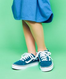 green label relaxing (Kids)/VANS(バンズ) OLDSKOOL 18.5cm-22cm/501904288