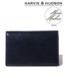 MARUKAWA/【magaseek/d fashion限定】【Harvie and Hudson】ウェブ限定イタリアンレザー名刺入れ/501932553