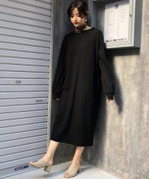 CIEL AIR/サーマルマキシ丈ワンピース/501954119