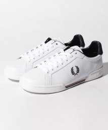 FRED PERRY/【FRED PERRY】FRED PERRY B7222 LEATHER B7222 WHITE/501954900