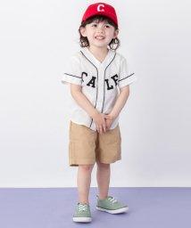 petit main/ベースボールユニフォームシャツ/501959485