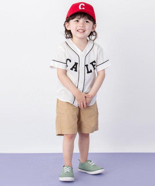 petit main(プティマイン)/ベースボールユニフォームシャツ/9591227