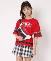 Lovetoxic/サイドロゴCH台形スカートパンツ/501959498