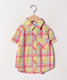 LAGOM/チェック柄半袖シャツ/501959810