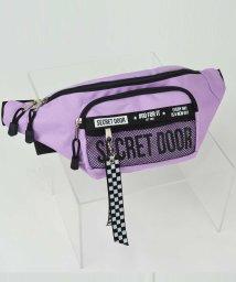 SECRET DOOR/ボディーバッグ マンゴー/501966991
