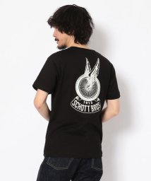 Schott/FLYING WHEEL T-SHIRT/フライング ホイール Tシャツ/501968858