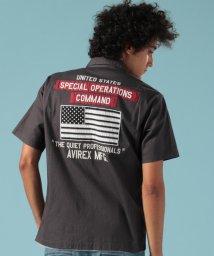 AVIREX/ユーティリティーシャツ スペシャル オペレーション コマンド/SPECIAL OPERATIONS COMMAND SHIRT/501968896
