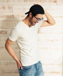 JIGGYS SHOP/裏毛VネックTシャツ / Tシャツ メンズ おしゃれ ティーシャツ 半袖 カットソー トップス/501969896