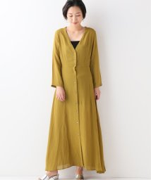 JOURNAL STANDARD relume/【OR ~MIXED BUSINESS~】BUTTON UP DRESS RAYON:ワンピース/501970617