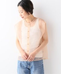 JOURNAL STANDARD relume/【OR ~MIXED BUSINESS~】ORGANZA BUTTON UP SILK:ブラウス/501970628