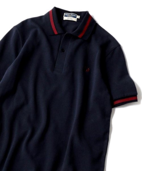 SHIPS MEN(シップス メン)/【Begin5月号掲載】FRED PERRY: SHIPS別注 ENGLAND ポロシャツ19SS/112115067