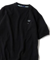 SHIPS MEN/FRED PERRY: SHIPS別注 ピケ ポケット Tシャツ/501970704