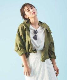 Rouge vif la cle/パッチポケットシャツ【予約】/501971159