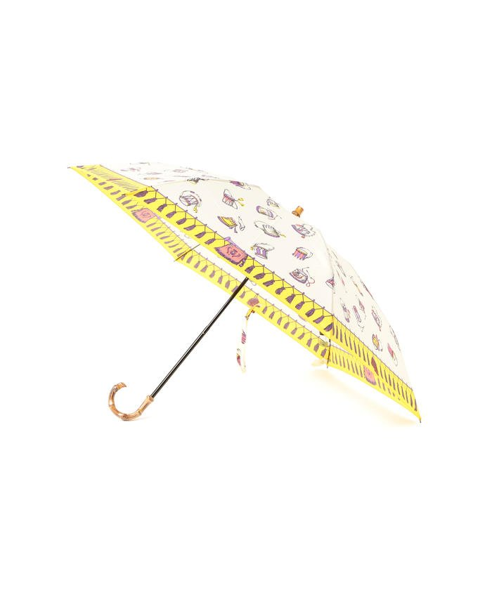 manipuri / フェスティバル 晴雨兼用 折傘