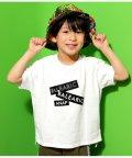 ANAP KIDS/プリントBIGスリットTシャツ/501947224