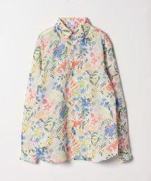 agnes b. HOMME/IBP3 CHEMISE フラワープリントシャツ/501959479